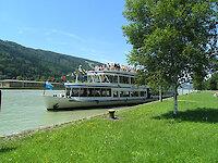 Schifffahrten vom Haus am Strom nach Stadt Passau
